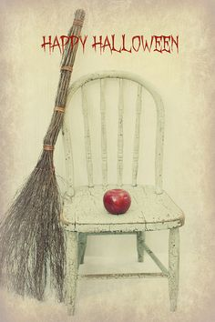 Don't forget your brooms tonight !!!! by lucia and mapp, via Flickr