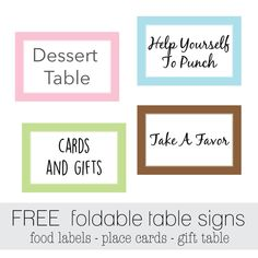 Popular Baby Shower Appetizers with recipes and FREE Printable Food Labels Baby Shower Menu, Cute Baby Shower Ideas, Baby Shower Brunch, Baby Shower Gifts For Boys, Baby Shower Themes, Baby Boy Shower, Shower Party, Drink Labels, Food Labels
