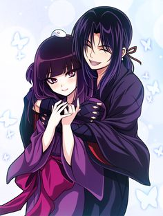 anime basilisk Hotarubi & Yashamaru Iga Clan