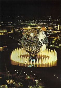 New York World's Fair - 1964 - My class sang at the New Jersey Pavilion. Dad designed Basin Street for the Louisiana Pavilion. gla