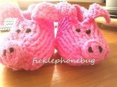Piggies For My Piggies...http://www.cutoutandkeep.net/projects/piggies-for-my-piggies/print