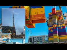 Größter Lego-Turm ragt jetzt wirklich 36 Meter in den Himmel - Engadget Deutschland