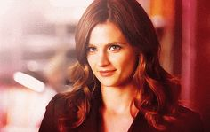 """Look. At. Her. Face. 