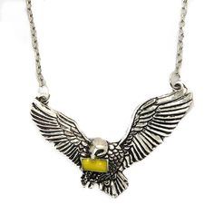 Owl Messenger Necklace (Harry Potter)