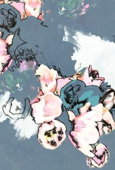 Print & Graphics A/W 16/17: Unfinished Florals – Artisan