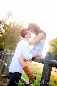 Country Wedding Poses on Pinterest