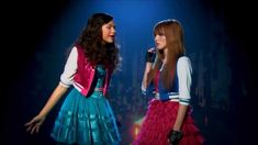 """""""Made in Japan"""" is a song performed by Bella Thorne and Zendaya and it is featured as one of the the songs from the last season 2 episode, Shake It Up: Made in Japan. Appeared In Shake It Up: Made In Japan Violetta Disney, Bella Thorne And Zendaya, Dance Music Videos, Zendaya Coleman, Lip Sync, Disney And More, Film Music Books, Disney Channel, Movie Tv"""