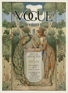 Dal 1892, quando uscì il primo numero, Vogue America è stato sinonimo di moda ed eleganza. Venerata dagli appassionati di tutto il mondo la
