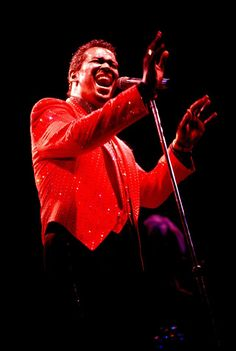 """20 Reasons Why Luther Vandross is Unforgettable: 1989 - """"Here and Now"""""""