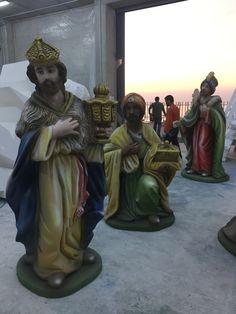 Nativity set 200cm height