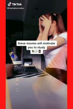 Movies To Watch Teenagers, Netflix Movies To Watch, Good Movies To Watch, Teen Movies, Motivation Movies, Vie Motivation, Study Motivation Quotes, High School Life, Life Hacks For School