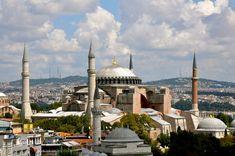 Κωνσταντινούπολη: 8 πράγματα που πρέπει να κάνετε Taj Mahal, Building, Travel, Viajes, Buildings, Trips, Construction, Tourism, Architectural Engineering