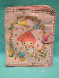 Vintage Sanrio 1976 My Melody Beauty Travel Kit by rockpapermagic