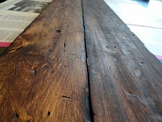 I discovered (and tried myself) a large number of home-made stain tuto…