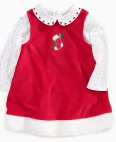 First Impressions Baby Set, Baby Girls 2 Piece Christmas Jumper Dress. First Impressions Baby Set, Baby Girls 2 Piece Christmas Jumper Dress Kids Kids. Price: $17.09