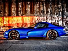 Dodge Viper #CarFlash