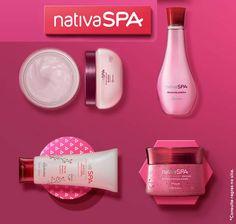 Seleção de produtos Nativa SPA com ótimos preços em O Boticário. Há itens que chegam aos 40% de desconto. Não perca!!!