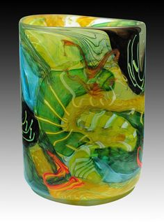 """Beautiful!  Obviously, this artist has """"passion"""" for his art form.  Noel Hart - blown glass.  re-pinned 2/20/14 sl"""