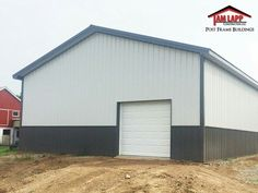 Best Taupe And Burnished Slate Pole Barn Barn Colors Barn 400 x 300