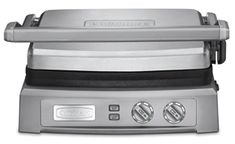 Cuisinart at Kohl's - From paninis and pancakes to steaks and sammies, this Cuisinart Griddler Deluxe Electric Grill does it all. Must Have Kitchen Gadgets, Kitchen Must Haves, Chuck Steak, Tortilla Press, Panini Press, No Egg Pancakes, Open Faced Sandwich, Grill Plate, Indoor Grill
