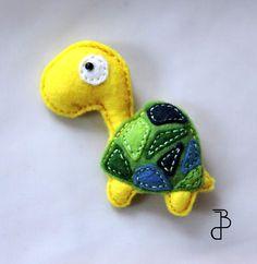 Želvička zelená