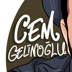 @cemfoni fanart İllüstrasyon çalışması tipografi detayı.  #artofyasin #cemgelinoğlu #funny #illustration #cartoonstyle #funnyman #fenomen #artwork #illustrationfriday #smile #gülümse #komedi #vine #vinefenomeni #typography #vectordrawing #teşekkürler