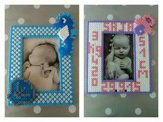 Cadres photos pour une amie sur le theme de la mer ,  l autre pour une naissance
