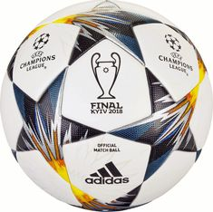 the latest 9c0f4 2303d Balls 20863  Champions League Final Kyiv Adidas Official Match Football -   BUY IT NOW ONLY   49.99 on eBay!