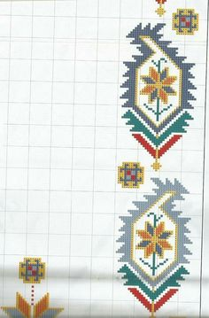Bargello, Wood Carving, Quilt Blocks, Embroidery Stitches, Cross Stitch Patterns, Folk, Kids Rugs, Quilts, Beads
