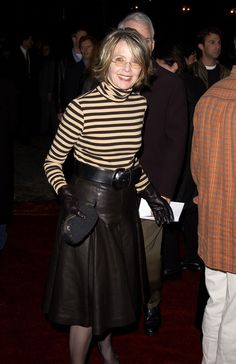 All The Times Diane Keaton Looked Fabulous- by the Huffington Post Canada