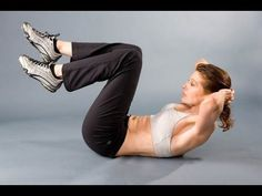How To Lose Belly Fat in 1 Week : Best Ab Workout For Women - No Equipment Required! - YouTube