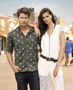 Colección Septiembre 2015 / Ir a comprar camisas de hombre: www.tennis.com.co Button Down Shirt, Men Casual, Mens Tops, Shirts, Fashion, Shopping, September, Clothing, Moda