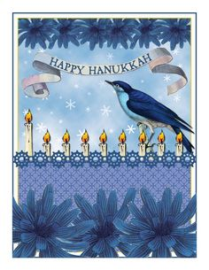 324 - Hanukkah ... Have a Bright and Happy Holiday!