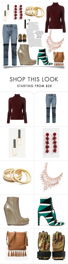 """Sale Sale"" by jennifer-lawrence-143 ❤ liked on Polyvore featuring Balenciaga, Marc by Marc Jacobs, Rachel Comey, Madewell, Kendra Scott, Rick Owens, Sergio Rossi, MICHAEL Michael Kors and Dsquared2"
