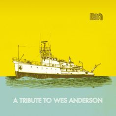 'A Tribute To Wes Anderson' Cover LISTEN HERE: https://soundcloud.com/beats-in-abundance/bia-a-tribute-to-wes-anderson