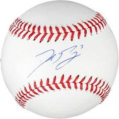 Derek Norris San Diego Padres Autographed Baseball - Fanatics Authentic Certified - Autographed Baseballs