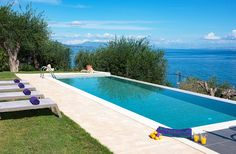 Book this individual handpicked Villas in Greece with private pool: Apanemia Mare, Boukari Messonghi, Corfu, Sleeps 6 to 8 Villas In Corfu, Private Pool, Vintage Travel, Greece, Sleep, Outdoor Decor, Holiday, Greece Country, Vacations