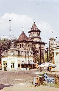 14322620_1236891586332535_8853247277647167948_n Bucharest Romania, Time Travel, Memories, Mansions, Retro, Locomotive, House Styles, Dan, Traveling