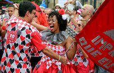 Carnaval de Rua 2013 - Imprensa Que Eu Gamo - Rio de Janeiro - Foto: Fernando Maia | Riotur  | Rio Guia Oficial | www.rioguiaoficial.com.br