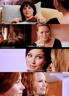 brooke and haley , clothes over bros, friends, haley & brooke, one tree hill