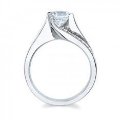 Diamond Engagement Rings Designed by Barkev's
