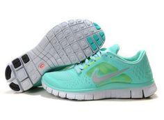 75799e626d4 Buying Nike Free Run 3 Womens Running Shoes - Light Green Shoes Online