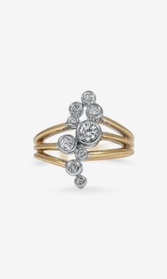 The Kenzie Modern Engagement Ring