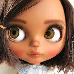 OOAK Custom Blythe Doll fake - Ambra di MissLittleBlythe su Etsy