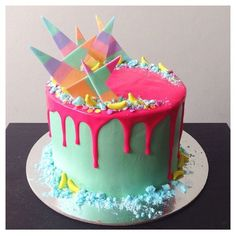 birthday drizzle cakes   Katherine Sabbath Cake. Audrey's 3rd birthday? More