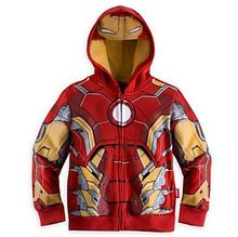 http://babyclothes.fashiongarments.biz/  Kids Boys Coat Jacket Superhero Avengers Hulk Ironman Captain America Thor Cosplay Hoodie Long Sleeves Spring Autumn, http://babyclothes.fashiongarments.biz/products/kids-boys-coat-jacket-superhero-avengers-hulk-ironman-captain-america-thor-cosplay-hoodie-long-sleeves-spring-autumn/,     2016 Fashion Boys Kids Everyday Wear The Avengers Iron Man Coustome Hoodie Jacket Free Shipping  Model: E001    Size in height(cm):    100cm(size 3)110cm(size…
