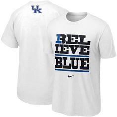 Nike Kentucky Wildcats My School T-Shirt - White