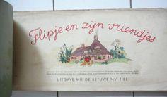 Binnenblad Flipje en zijn vriendjes.  http://www.voltooidetijd.nl