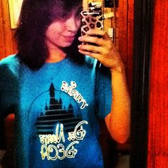 """@sailormau5's photo: """"Me and my tshirt I designed! #deca #delnorte"""""""