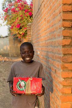 Shukuran is now an active servant in his local church. Malawi